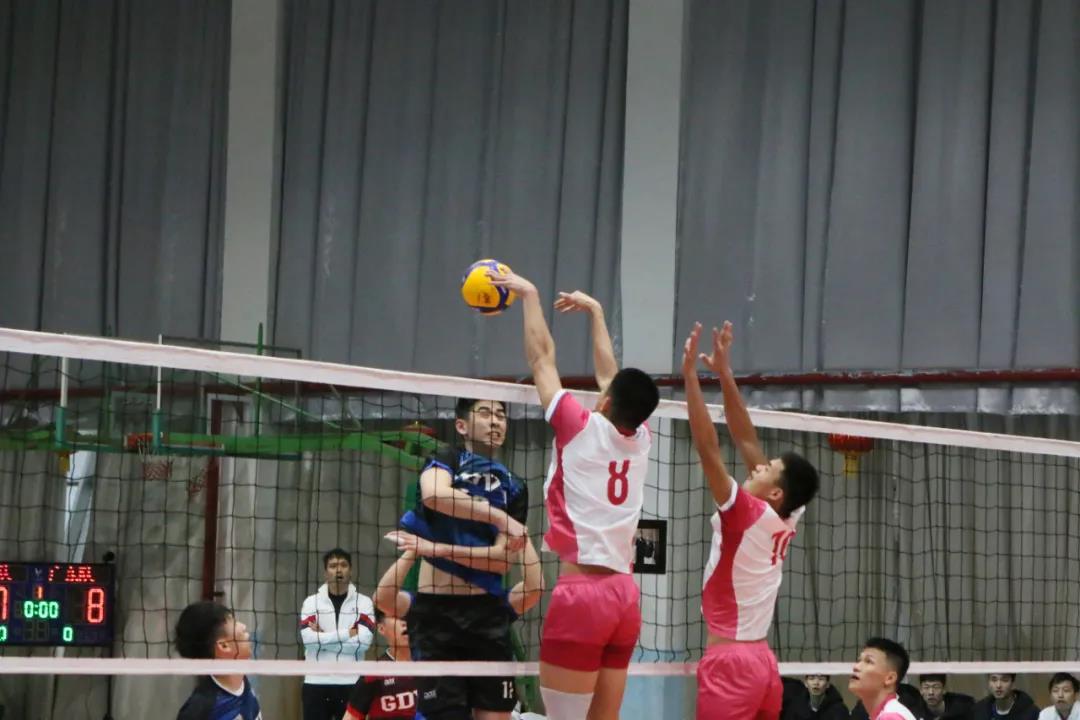 海南男排位居第五,荣获全国学生运动会排球项目(中学男子组)决赛资格