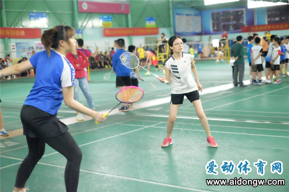 """2020年""""欢乐杯""""澄迈县羽毛球赛收官"""