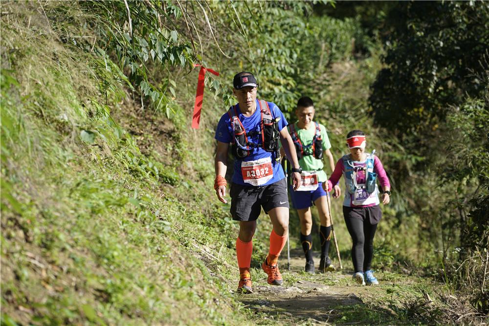 17公里健康跑火热报名中!海南白沙热带雨林大穿越全国挑战赛26日开跑