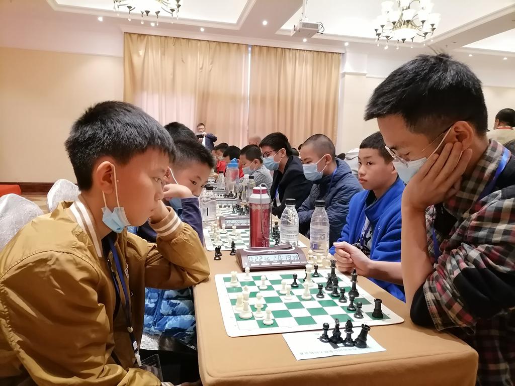 2020年海南省国际象棋大师精英赛儋州开幕