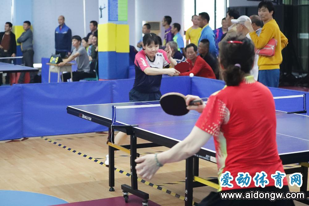 """2020年""""欢乐杯""""澄迈县乒乓球赛挥拍!省内165名选手参与"""