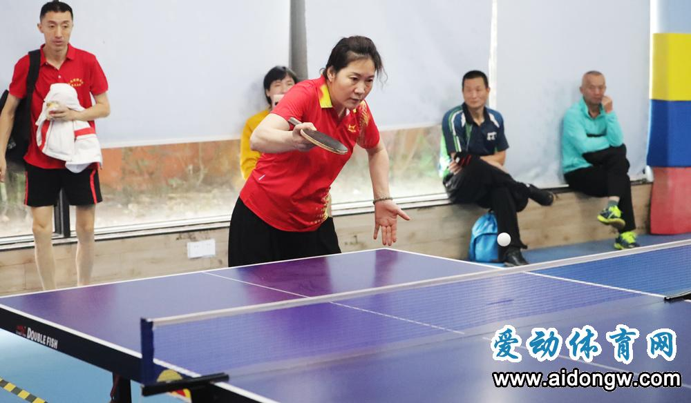 """2020年""""欢乐杯""""澄迈县乒乓球赛收官"""