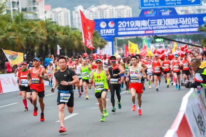 亮点揭秘!海南三亚马拉松1月10日开跑,仍火热报名中......