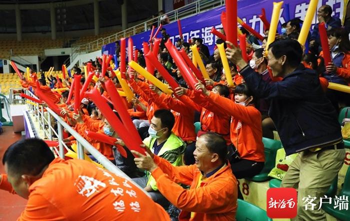海口、文昌谁能摘冠?新海南·云木杯2020年海南省九人制排球赛总决赛今晚7时开打