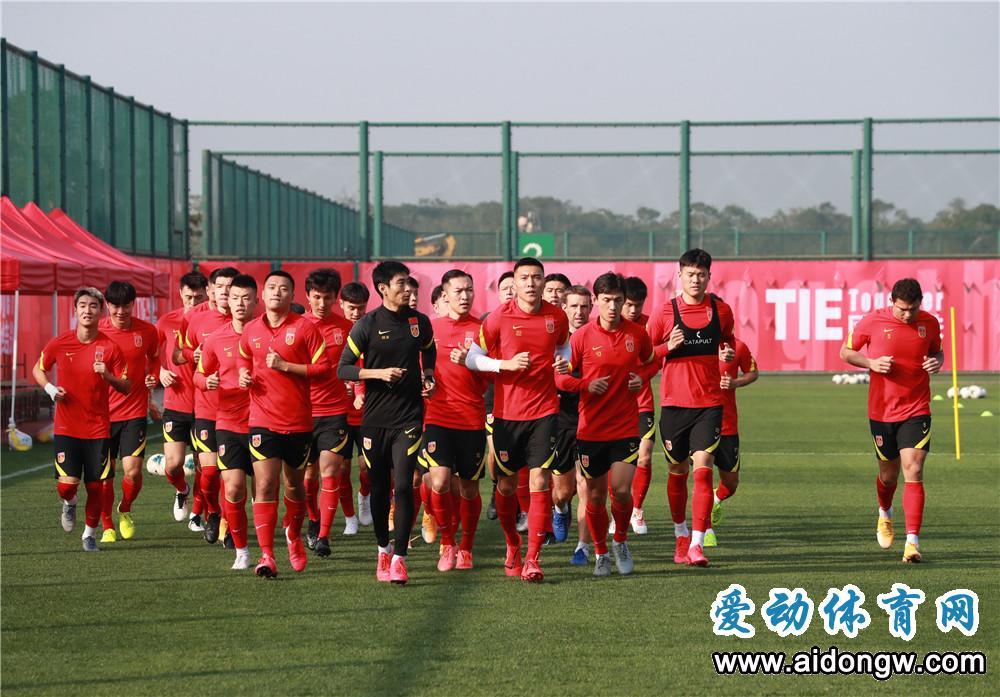 敲定!国足海口集训热身赛对手为河北华夏和长春亚泰