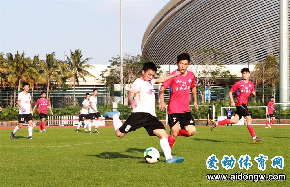 2020年海南省青少年足球赛总决赛落幕 海口红色战车队问鼎
