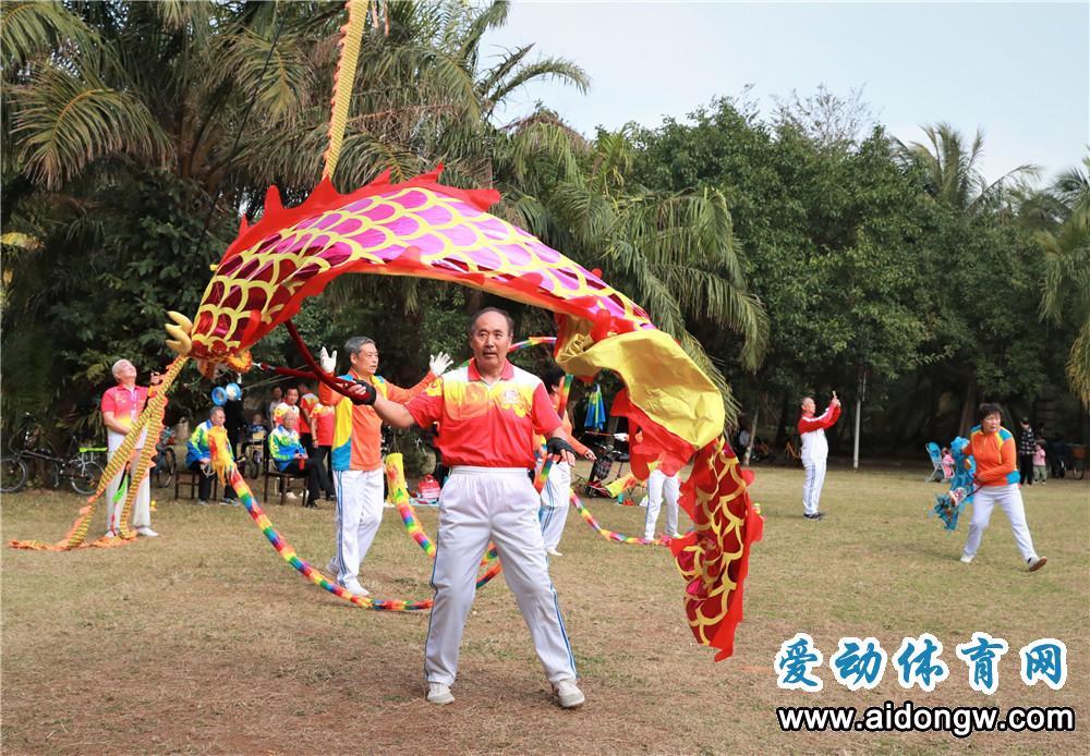 喜迎新春!省空竹运动协会开展联谊交流活动