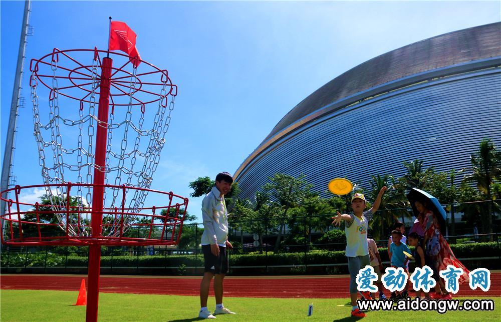 开放体育场所,体验特色运动!海口春节期间群众体育活动不断