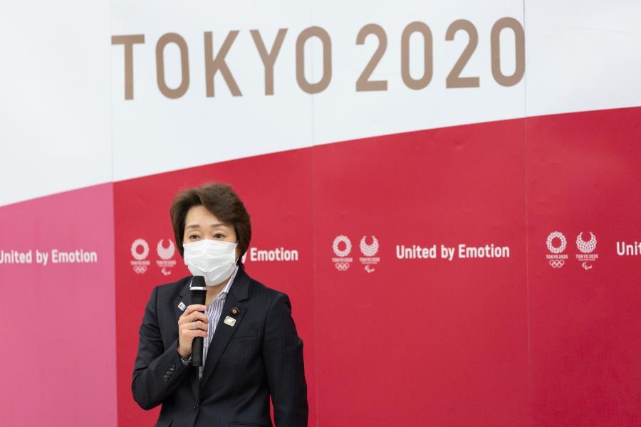 """桥本圣子被正式任命为东京奥组委主席 巴赫称其是""""完美人选"""""""