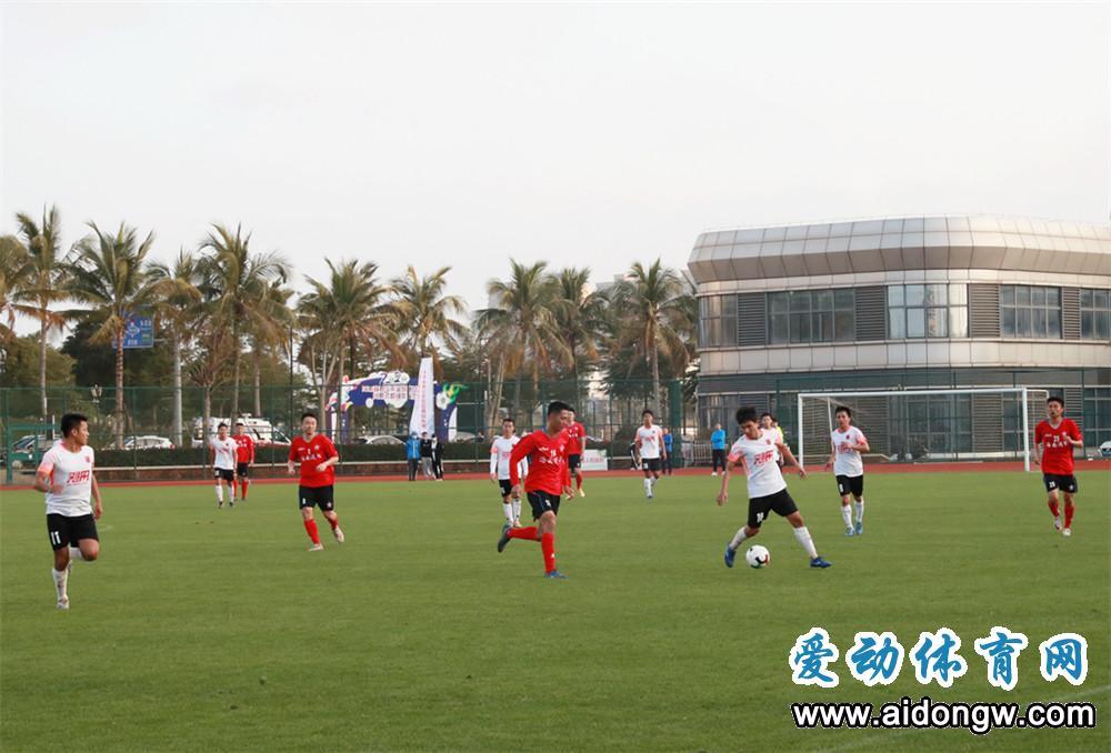 海南首届U45+足球赛4月中旬海口开踢 冠军将获万元奖金!