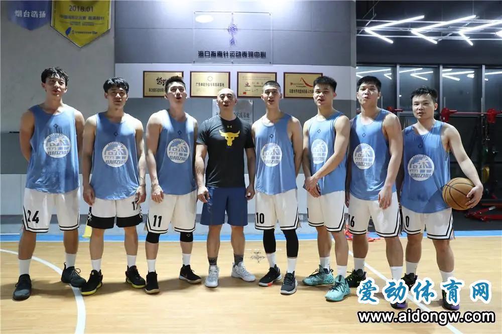 【视频】走进岛主队,海南篮球新锐的聚集地
