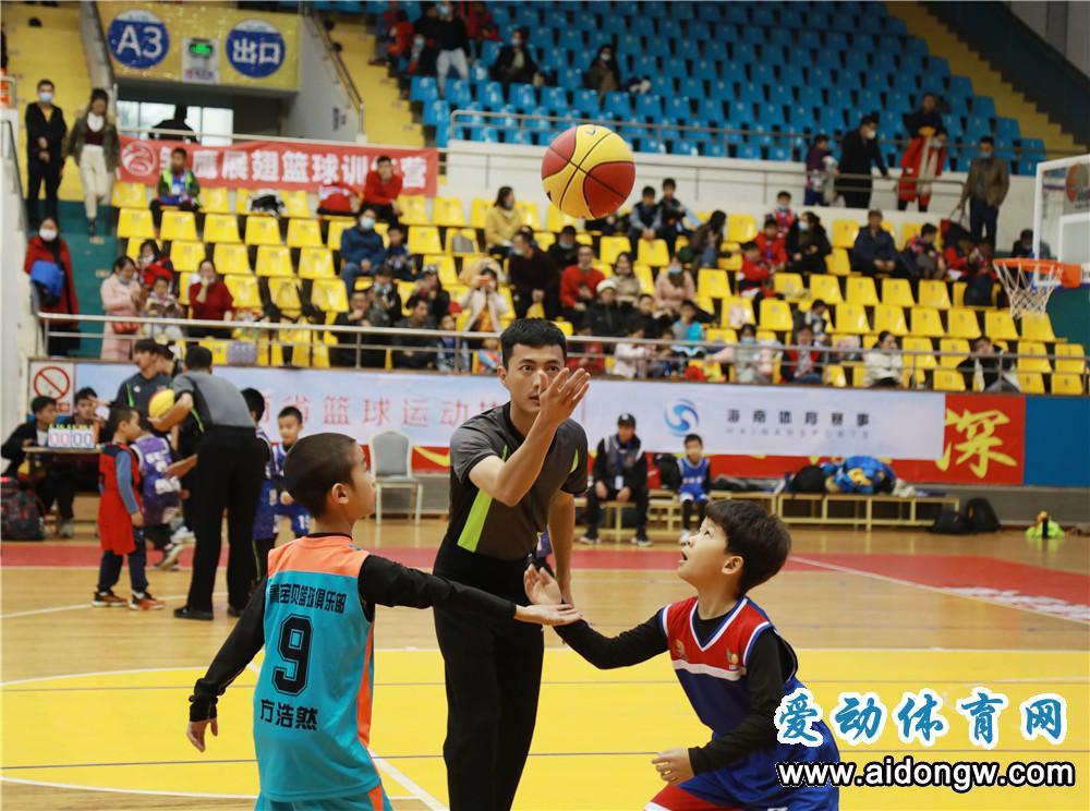 2020海南省小篮球联赛(中国小篮球系列活动·海南)总决赛