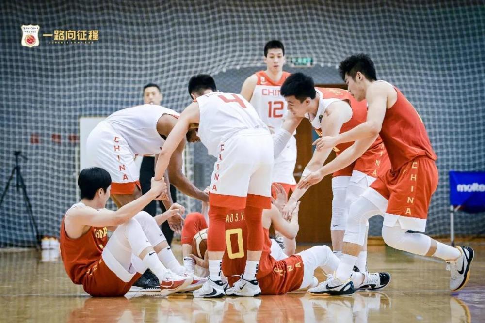 中国男篮参加亚洲杯预选赛、奥运会落选赛最终名单出炉