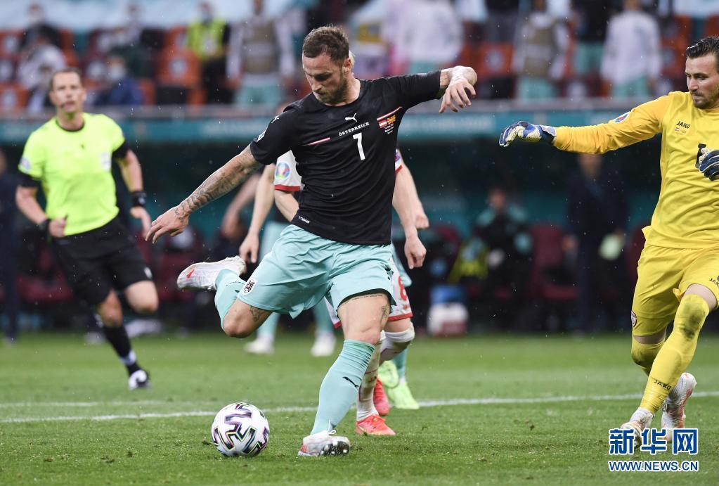 欧洲杯综合:英格兰小胜克罗地亚,荷兰3:2胜乌克兰