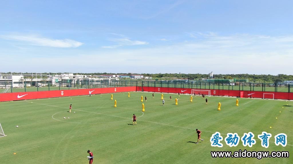 2021年全国校园足球联赛(大学组)高水平组甲级联赛落地海口