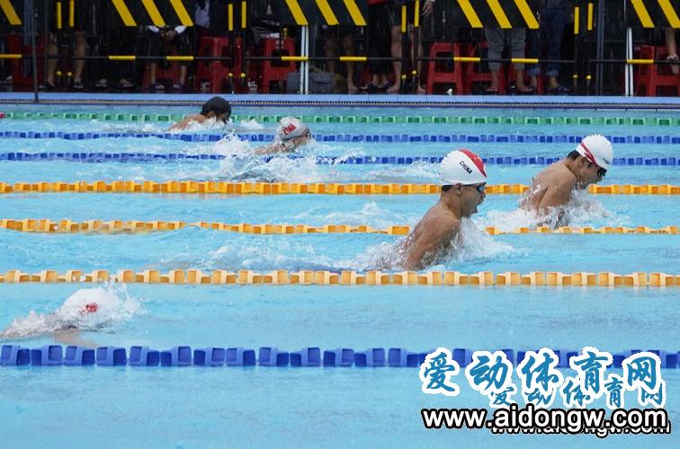 游泳被纳入海南省中考体育科目