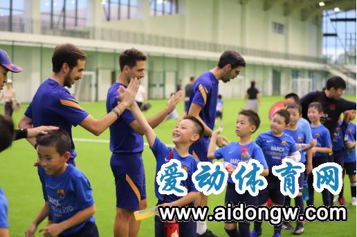首届海口巴萨观澜湖足球文化节24日举行