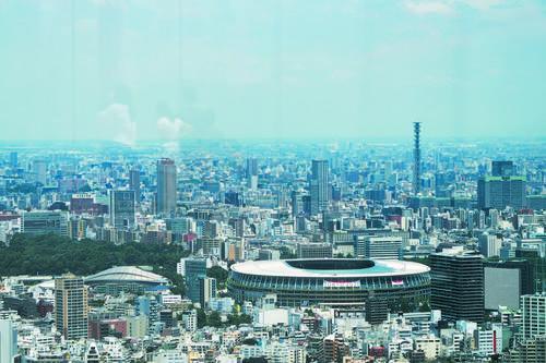 东京奥运会今晚19时开幕,中国代表团第111位出场