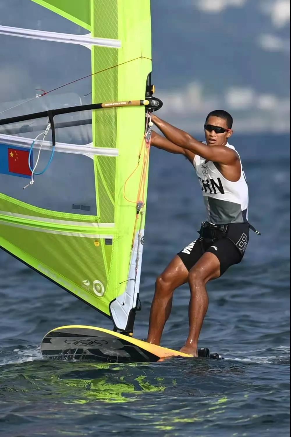 十四运会帆船比赛27日山东扬帆,海南选手毕焜冲击金牌