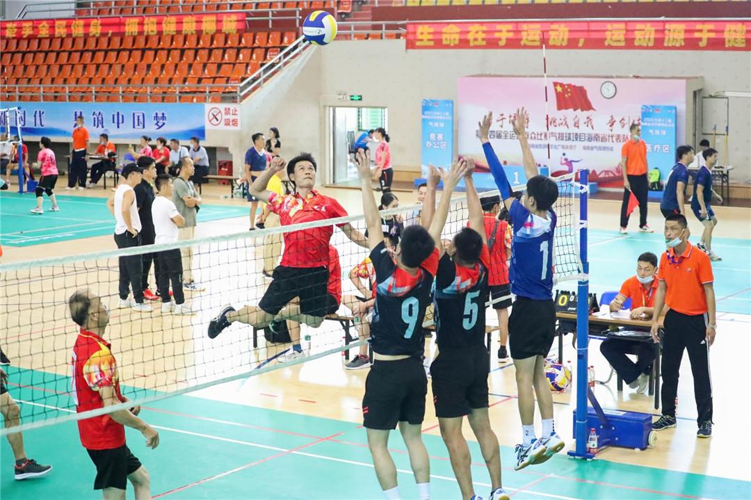 突破组队方式,奥运健儿喊你来健身!——2021年海南省全民健身运动会综述