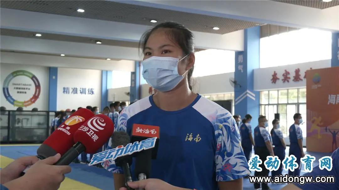 【全运会前瞻】海南田径队抵达赛区,江亨南有望站上百米决赛舞台