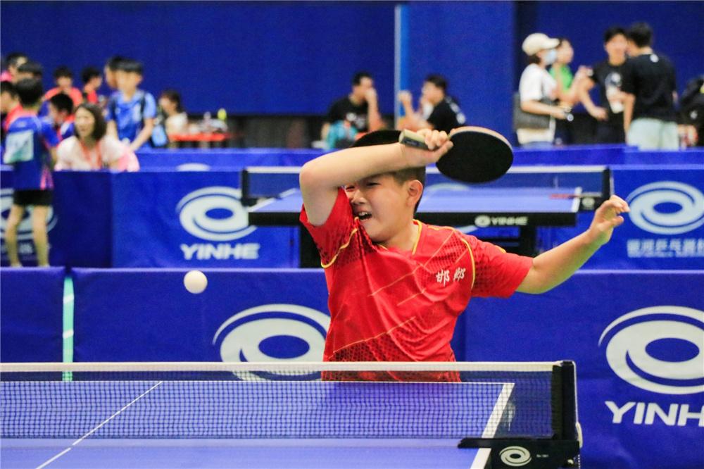 2021年全国少儿乒乓球锦标赛(决赛)陵水收官
