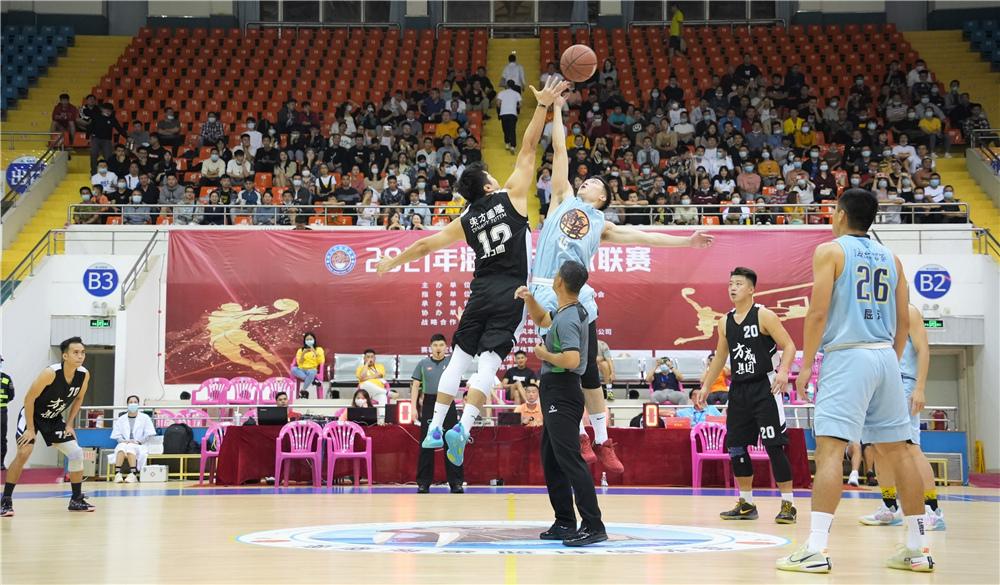 岛主先下一城!海口市篮球联赛决赛今晚精彩继续